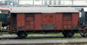 Carrozza ferroviaria della rimessa FS di Pistoia. Il Tribunale di Avellino condanna FS in sede civile per l'amianto nelle carrozze