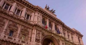 La sede della Suprema Corte di Cassazione a Roma. Nuovo rinvio alla Corte di Appello di Venezia. Annullata la sentenza di assoluzione degli Ammiragli della Marina Militare