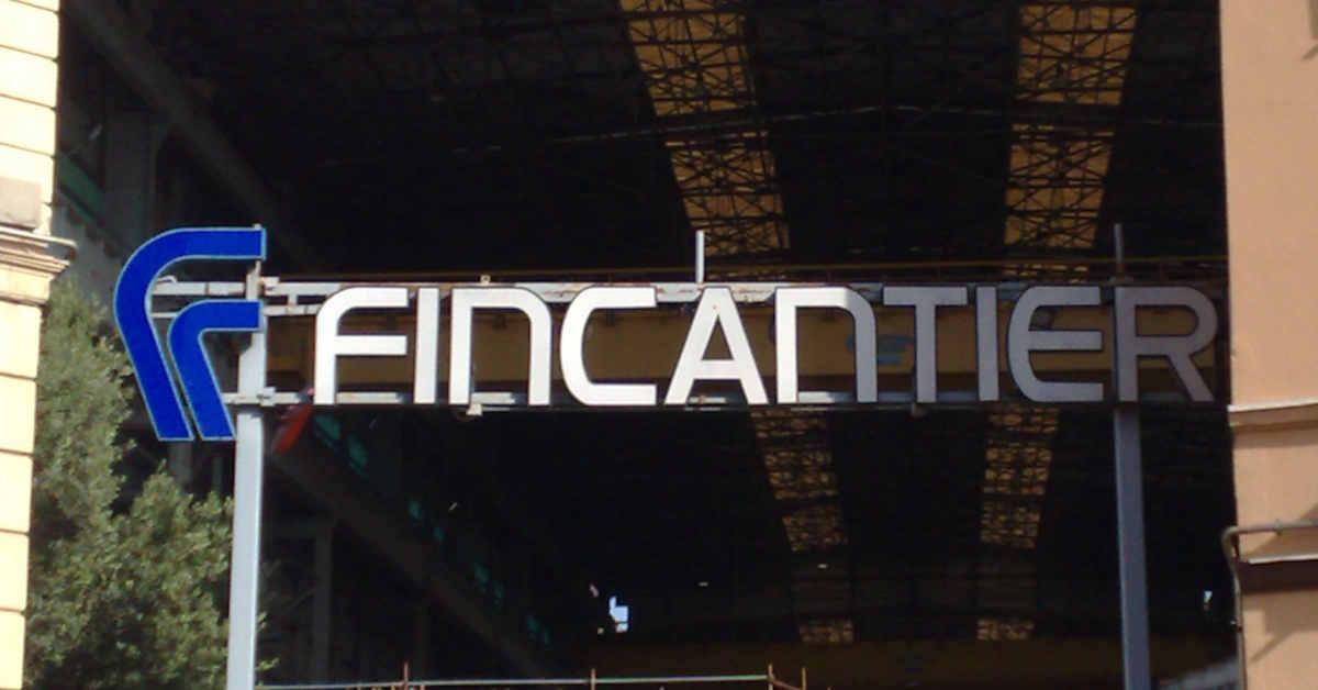 L'entrata di Fincantieri Palermo. Il Tribunale di Palermo ha condannato l'azienda a risarcire i familiari di un dipendente deceduto per asbestosi