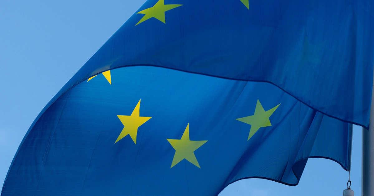 Bandiera UE. Sostanze cancerogene e mutagene. Valori limite di esposizione professionale
