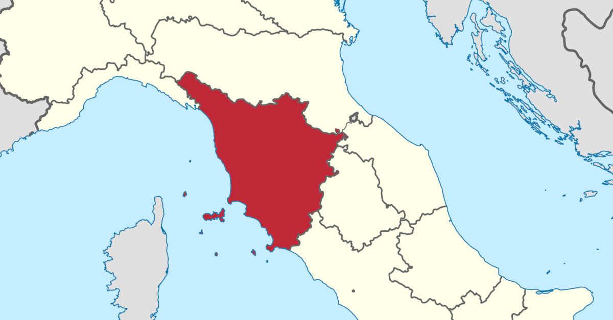 Mappa della Toscana. I dati dell'amianto in Toscana nell'informativa della Giunta Regionale