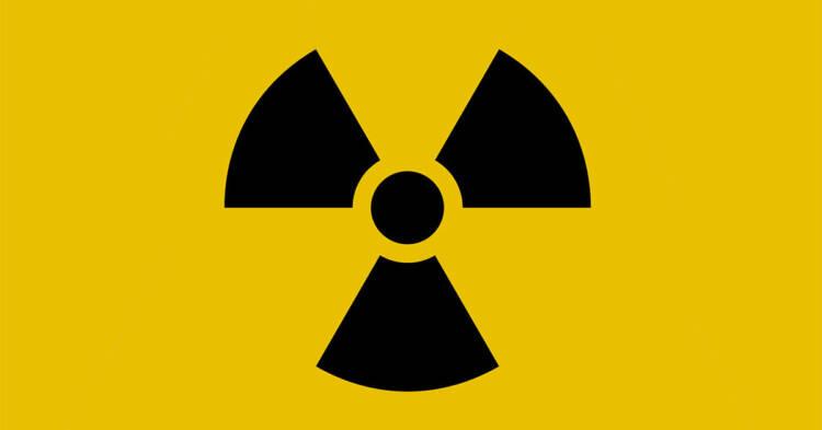 Simbolo internazionale delle radiazioni ionizzanti