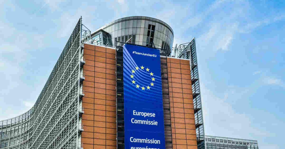 Edificio della Commissione Europea a Bruxelles