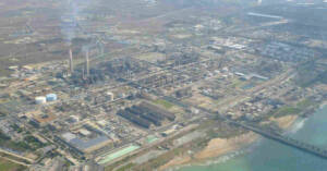 Zona industriale di Gela