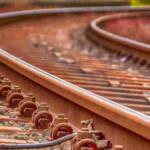 particolare di carrozza ferroviaria