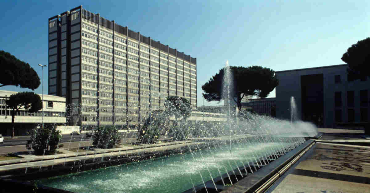 Sede INPS nazionale a Roma