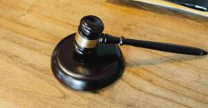 Martelletto di tribunale