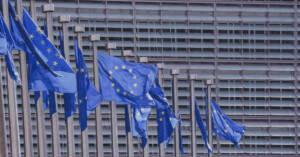 Bandiere dell'Unione Europea